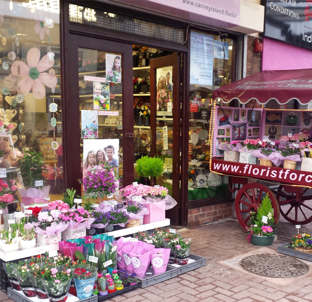Plantwise Florist in Canvey Island
